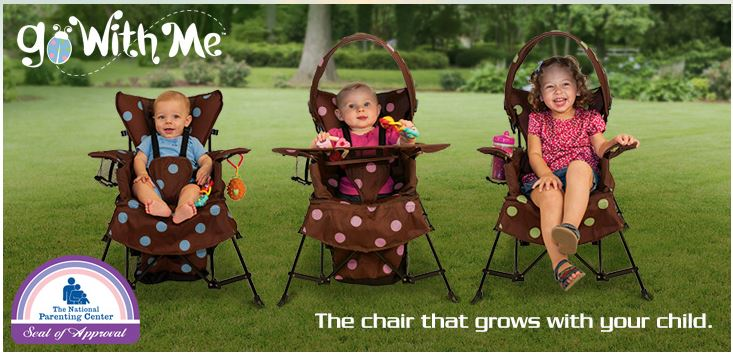 Would you like to Win your very own Go With Me Chair from Kelsyus ($89.95 value)? I know you do! Enter below using the Rafflecopter form!  sc 1 st  Airplanes and Dragonflies & Airplanes and Dragonflies: Go With Me Chair from Kelsyus Review and ...
