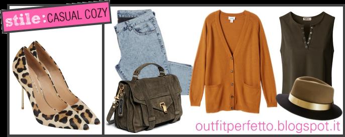 Outfit perfetto come abbinare le scarpe maculate - Color fango abbinamenti ...