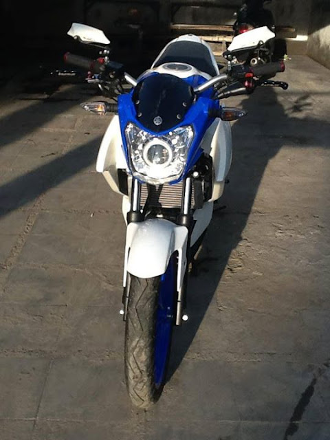 New Half fairing New vixion lightning model Z250