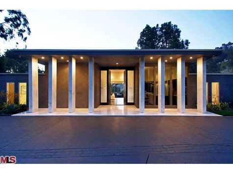 Bruno Mars Purchases $3.2 Million Hollywood Hills House