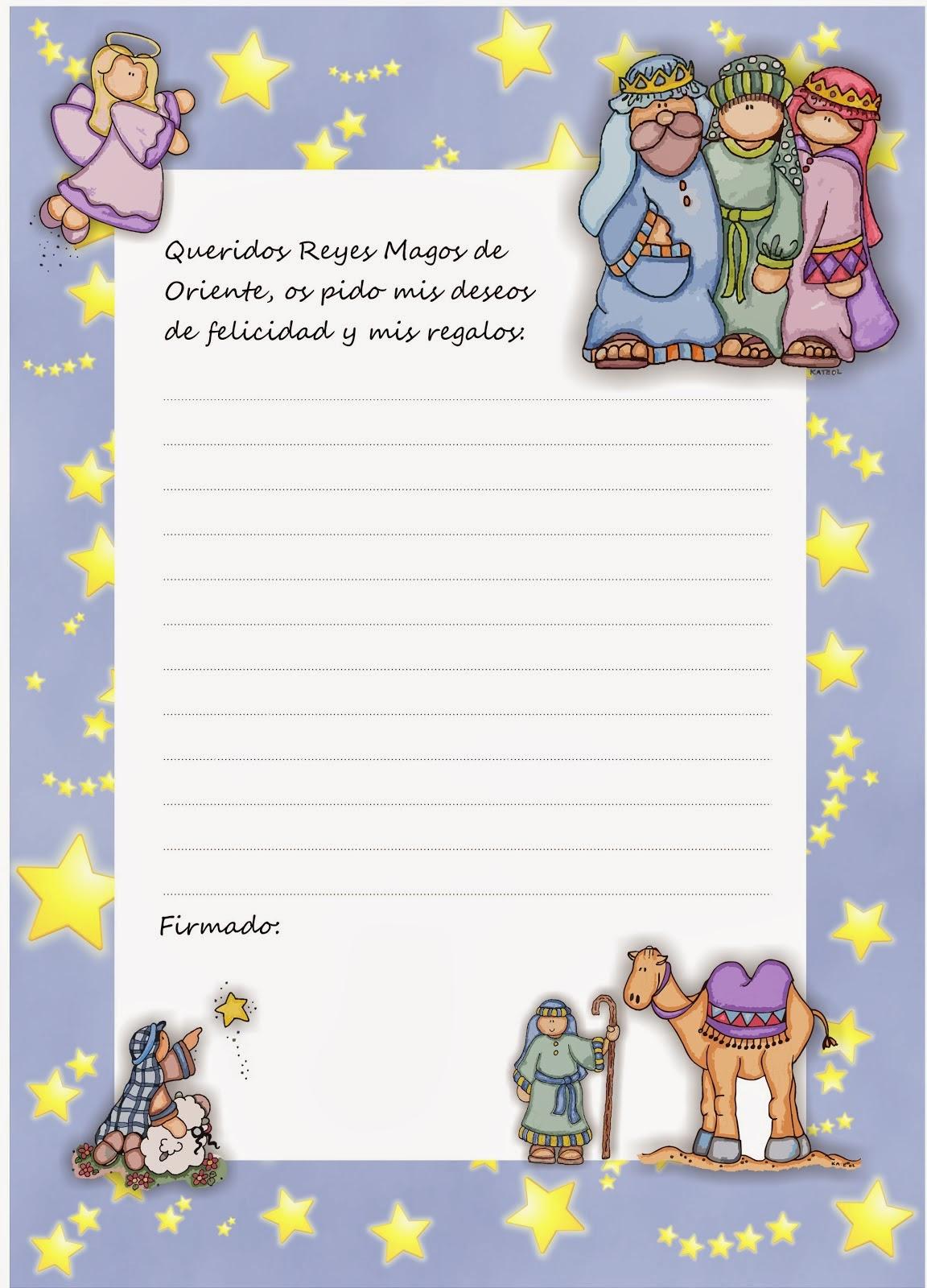 Worksheet. COSAS CURIOSAS DE LA VIDA Carta a los Reyes Magos de Oriente