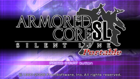 Armored Core Silent Line Portable  (Ingles) (Juegos 2014)