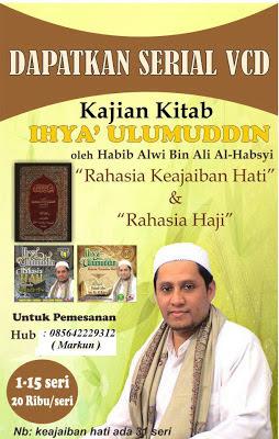 Habib alwi, kajian, ihya' ulumuddin