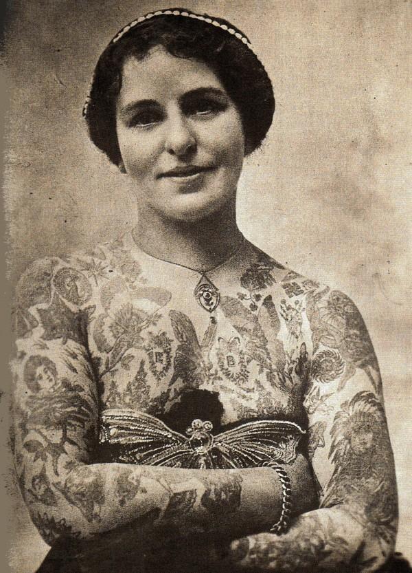 Victorian Man Tattoo joseph scissorhands: B...
