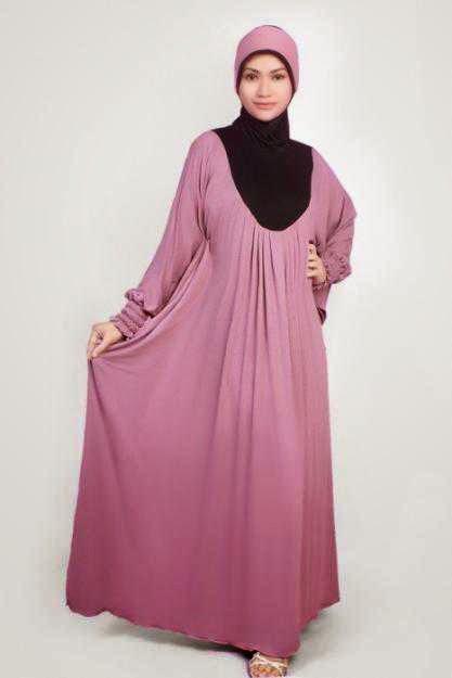 Gamis Untuk Wanita Gemuk Baju Muslim