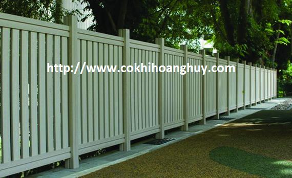 Nhận làm hàng rào tại hà nội giá rẻ