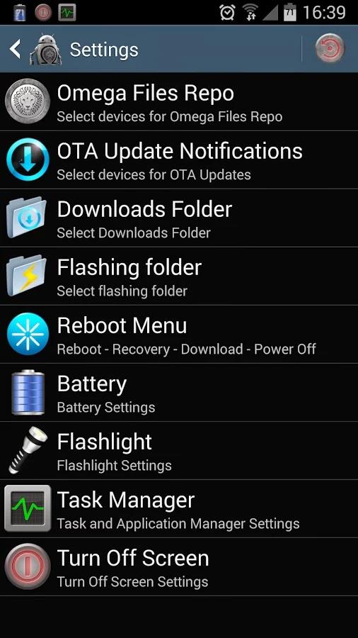 Omega Files Pro v1.2.3