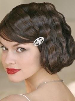 bob hairstyles for wedding ideas
