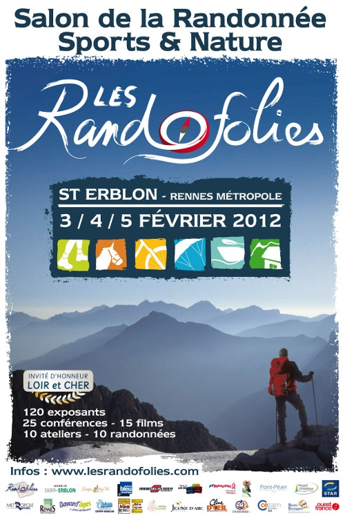 Saint erblon village au coeur de rennes m tropole salon de la randonn es 2012 st erblon - Salon de la gastronomie rennes ...