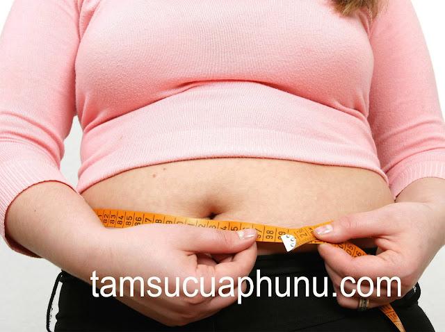 Nguyên nhân bị thừa cân béo phì và cách phòng ngừa