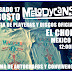 Melodycans Venta de Playeras y CD Oficiales en Tianguis Cultural del Chopo Sábado 17 de Agosto