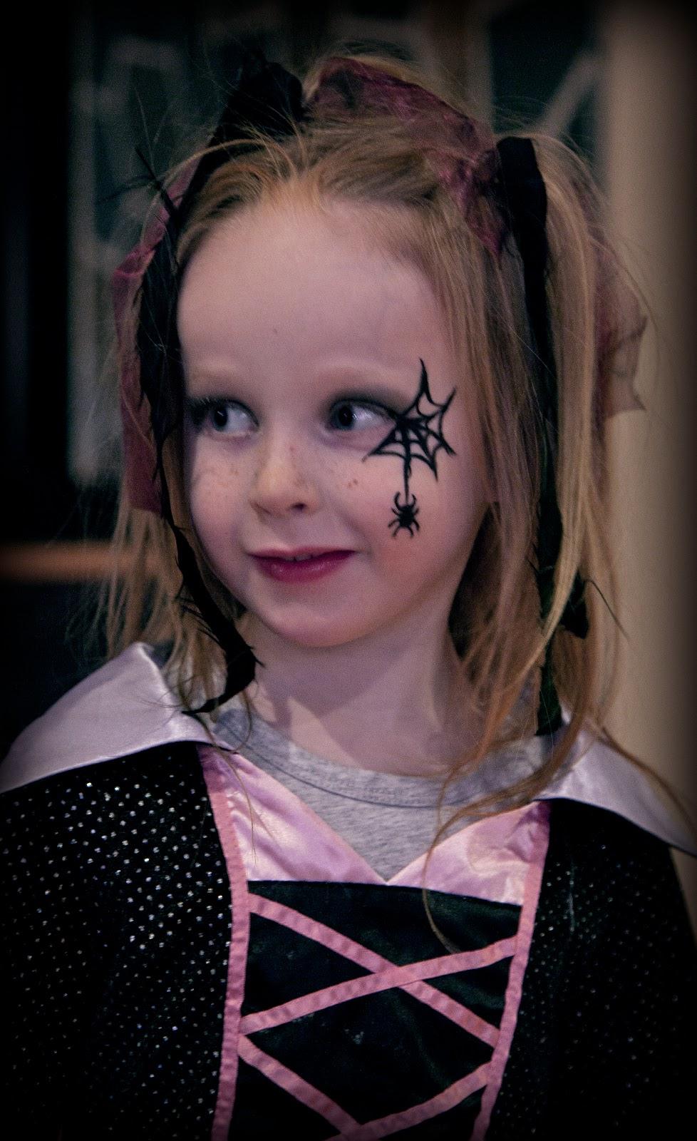 halloween heks makeup