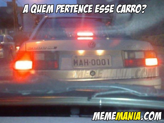 Carro do Sílvio Santos