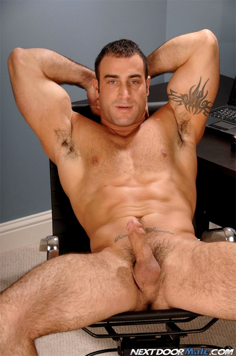 Gay Male Porn Star Spencer Reed