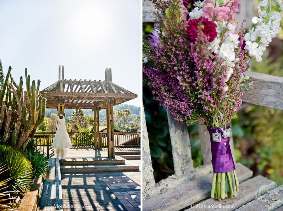 University Of California Botanical Garden Destination Wedding Day