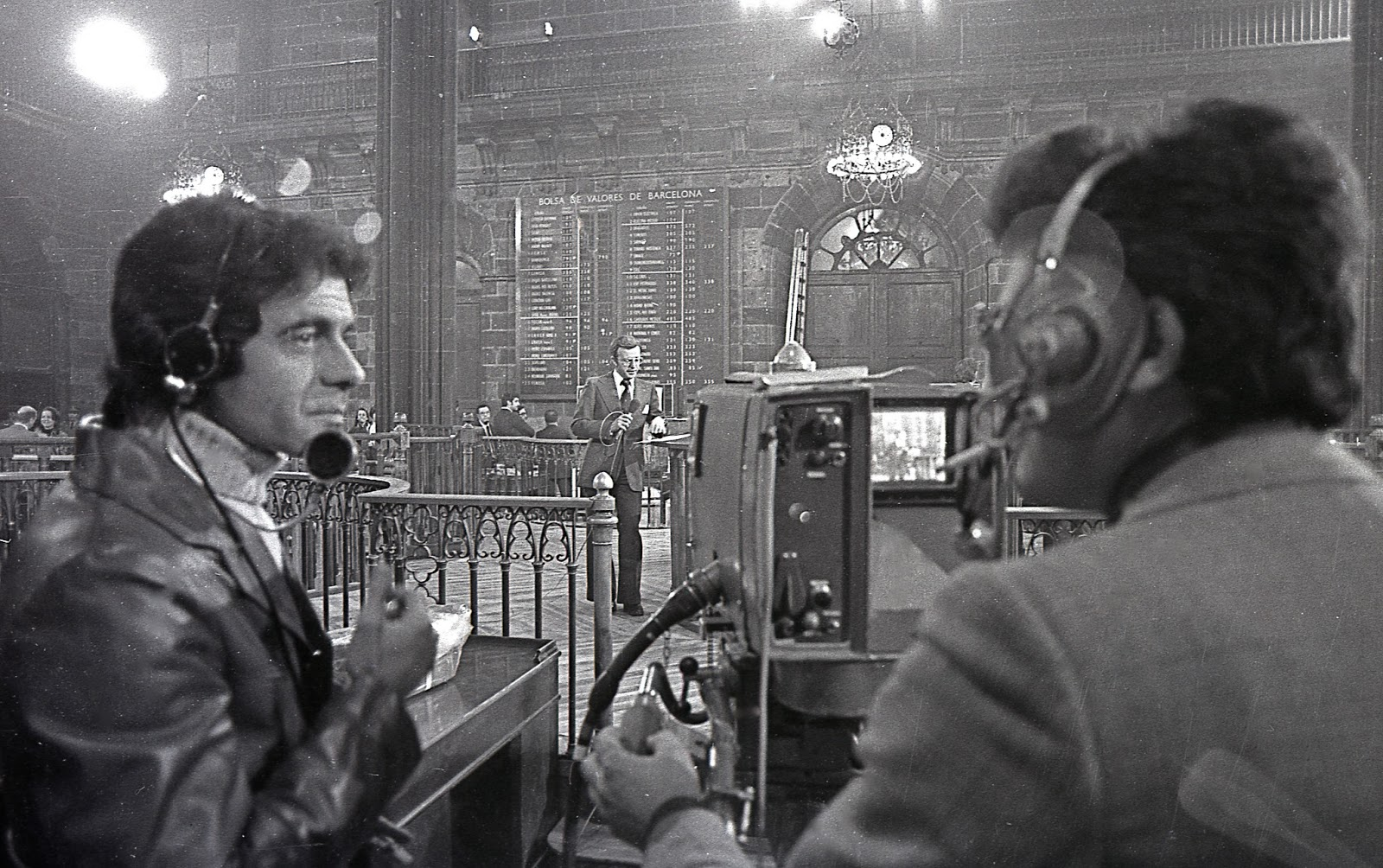 Reivindicando a los pioneros televisivos: Gabriel Sendra, el ...