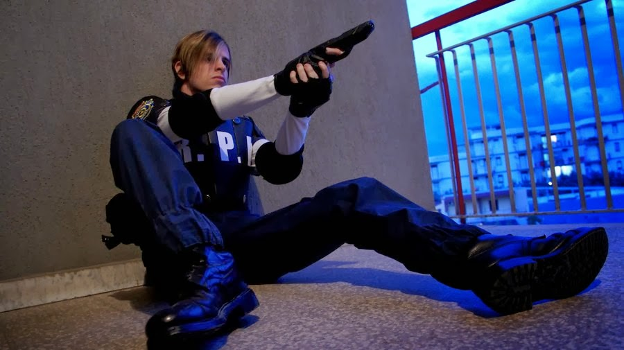 Resident Evil - Leon
