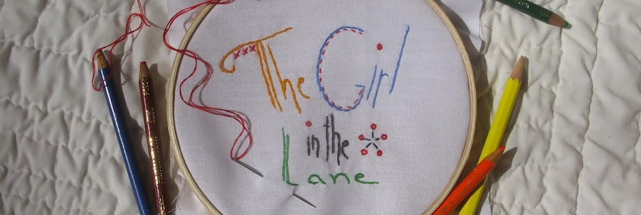 The Girl in the Lane Blog