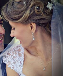 esküvői konty