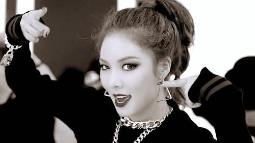 4minute Crazy Hyuna
