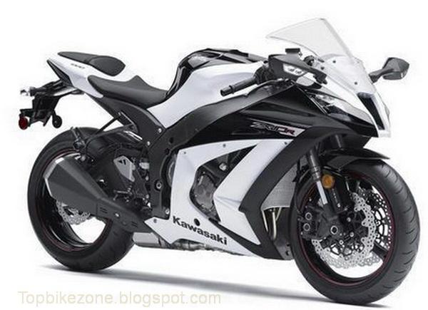 Kawasaki Ninja ZX10R Sport Bikes