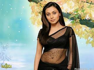 Rani Mukherjee Sexy Poss Wallpaper