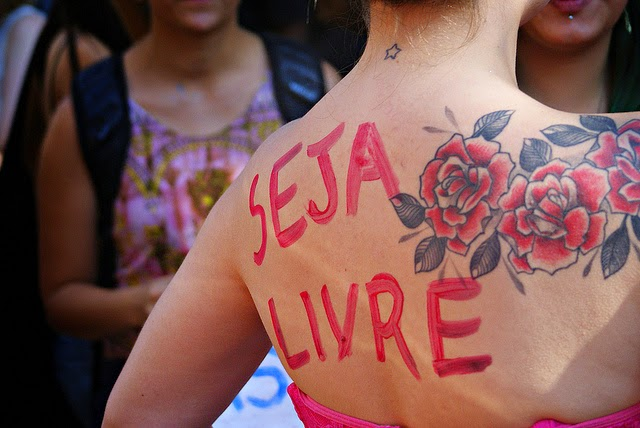 feminismo liberta seja livre