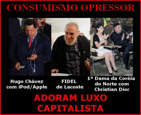 consumismo opressor