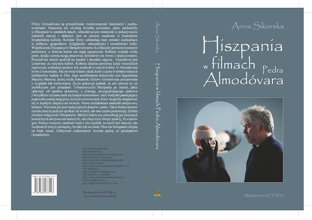"""""""Hiszpania w filmach Pedra Almodóvara"""" pod patronatem medialnym Subiektywnie o książkach!"""