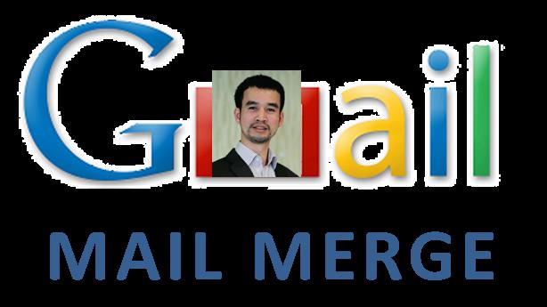 Gmail Merge – Gửi email các nhân hóa với Gmail và Google Docs