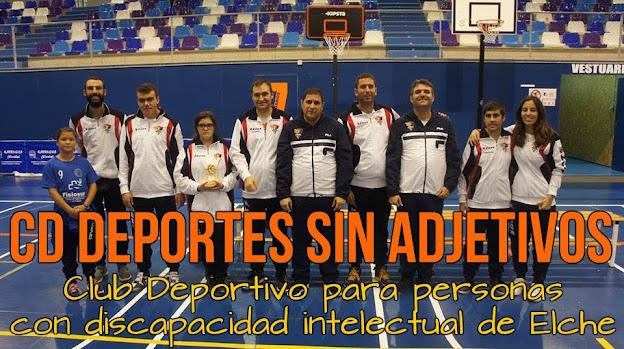 C.D. DEPORTES SIN ADJETIVOS