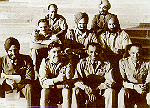 Squadron commanders of the Indian Air Force during the closing year of the Second World War