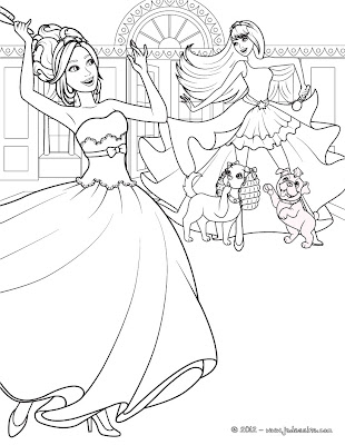 Ken doll vamos colorir a princesa e a pop star parte 3 - Coloriage barbie pop star ...
