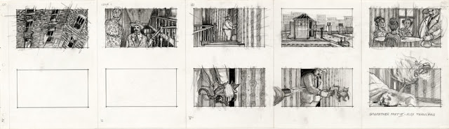 Storyboard: The Godfather: Part II