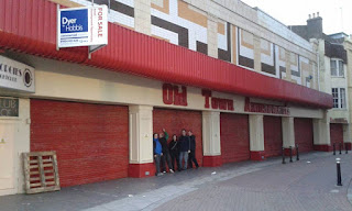 The Old Town Amusement Arcade in Hastings