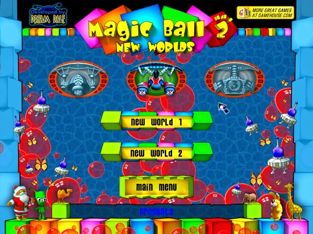 magic ball 2 new worlds, game house, pc game