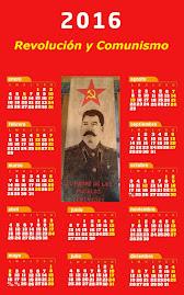 Calendario comunista 2016