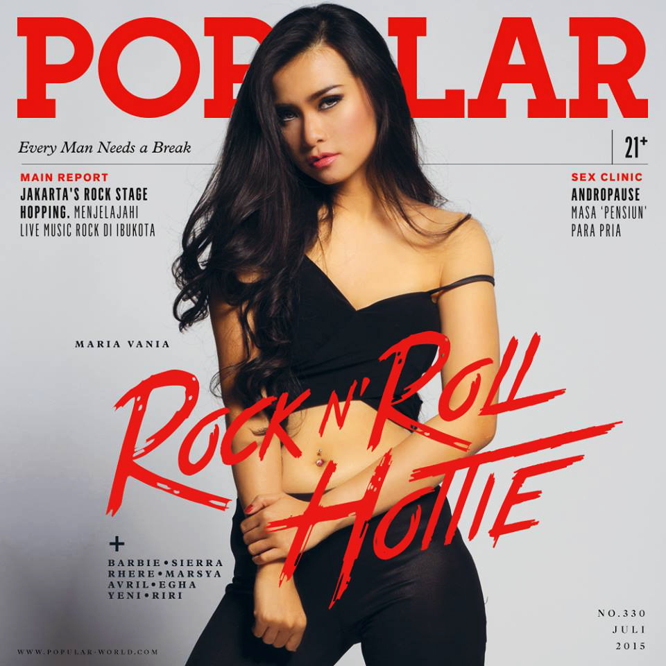Popular Magazine July
