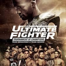 UFC TUF Final - 03/12 - 22h00