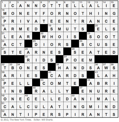 aerie youngster crossword clue