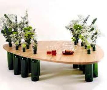 Glass bottle craft ideas