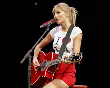 Taylor Swift Red Tour Guitar