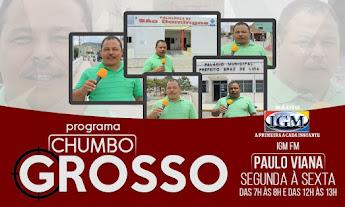 PROGRAMA POLICIAL CHUMBO GROSSO