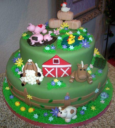 Birthday Cake Sayings Farm