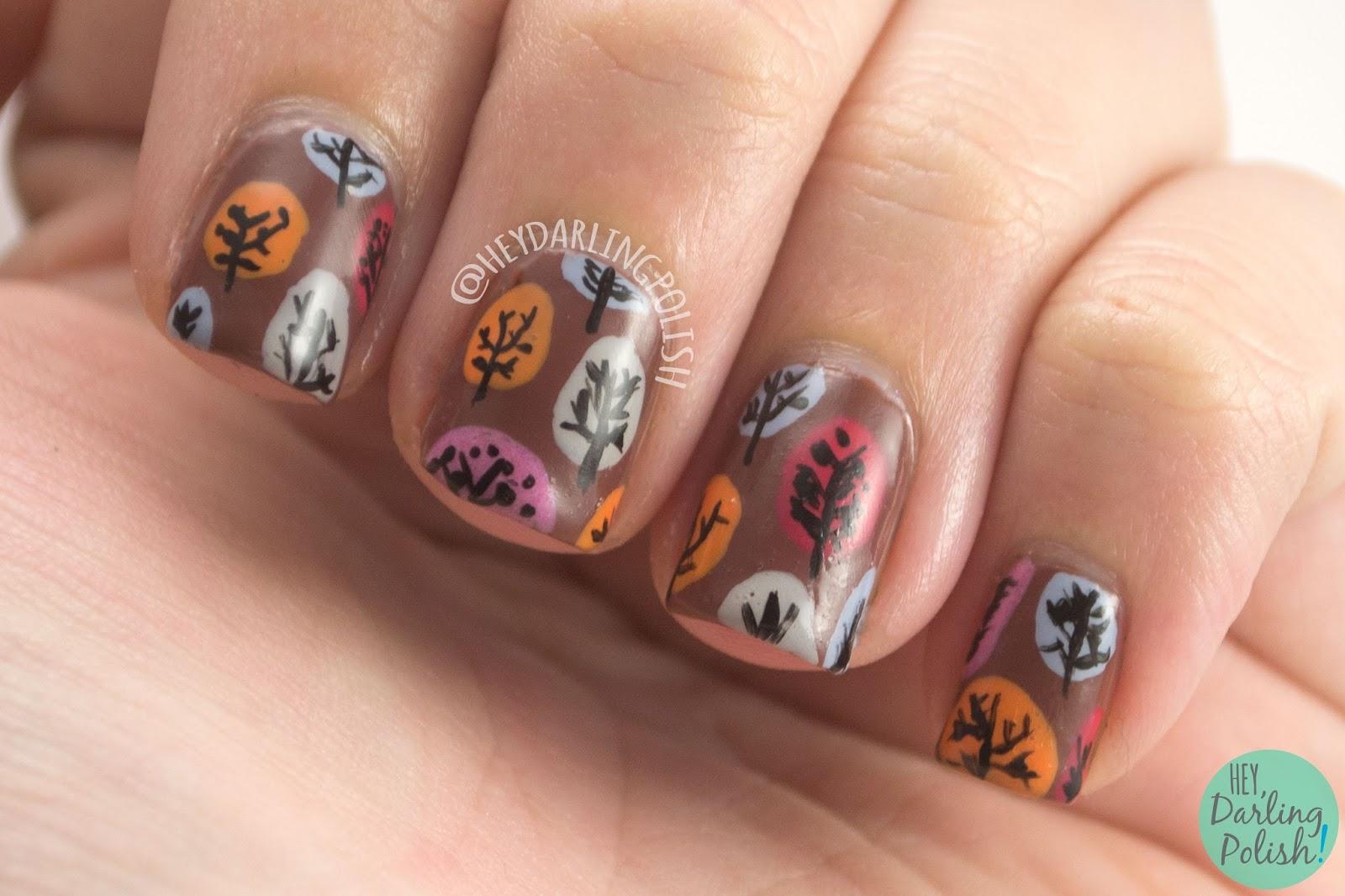 Hey, Darling Polish!: FingerFood Theme Buffet: Autumn/Fall