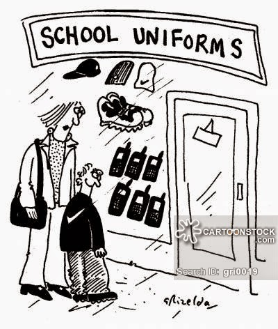 essay school uniforms debate