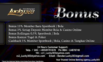 Agen Judi Taruhan Bola Casino Online