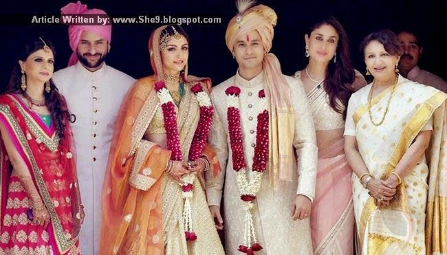 Sohal Ali and Kunal Wedding Picture - Unseen Collection