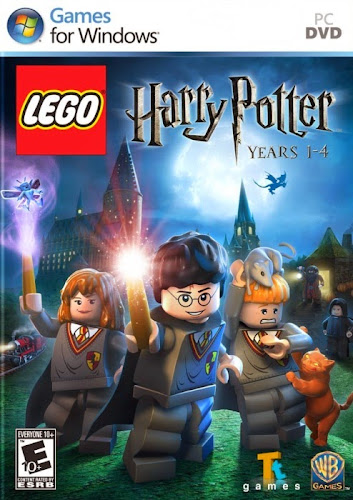 LEGO Harry Potter Años 1-4 PC Full Español