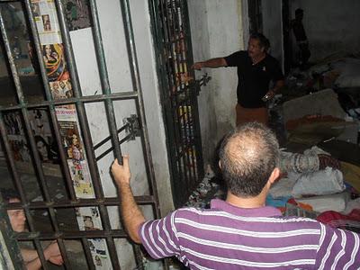 Ibicaraí: Complexo policial sofre início de rebelião e preso é transferido para Itororó